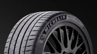 205-55-16 Michelin PS4 Tyre Tire Tayar