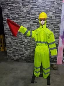 Robotic Flagman/Robot Bendera Jalan Raya