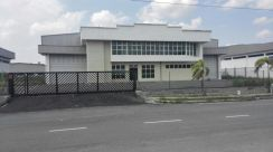 Taman industri jaya Factory