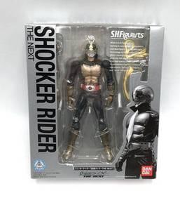 Shocker Rider The Next S.H.Figuarts Kamen Rider