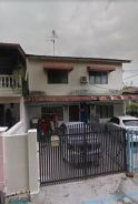 Double Storey Low Cost for sale at Permas Jaya