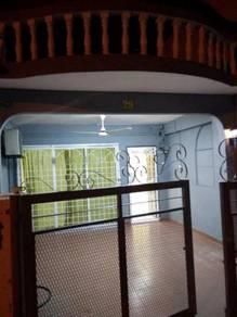 Double storey link house Taman Sri Gombak phase 1