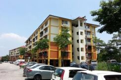 Apartment Gugusan Semarak, Kota Damansara, Petaling Jaya