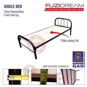 Single bed!