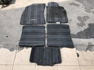 No 23-4-40 Floor Mat Carpet Lancer Cedia GLX Jpn