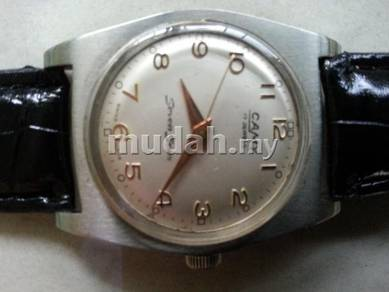 Jam Camy 123 swiss steel watch