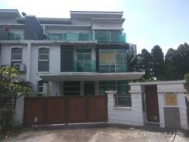2.5 Storey Link House in USJ Heights, Subang Jaya, Selangor