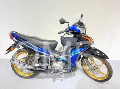 Yamaha Lagenda 115 Z USED Full Loan LK ZR Starter