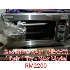 Gas Bakin Oven