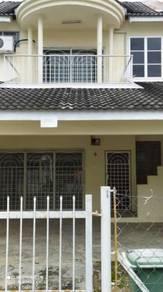 Rumah Teres 2 Tingkat Bukit Sekilau Untuk Disewa