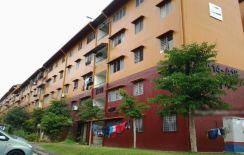 Putra Permai Type A Apartment 3r 2b Partly Furnished Taman Equine