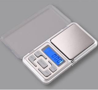 Digital LED Timbang Weight Scale 0.01g-200g