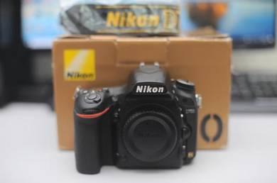 Nikon D750 Tiptop Condition
