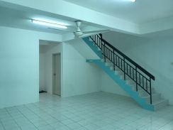 2 Story Puncak Jalil 9, PUJ 9 Oposi Green View, Bukit Jalil with AC