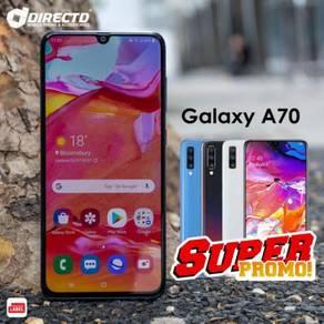 GALAXY A70 (8GB RAM/128GB ROM)MYset- PROMOS SUPER