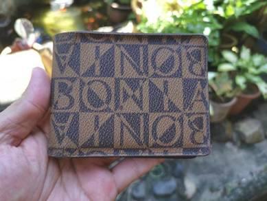 Bonia Monogram Wallet