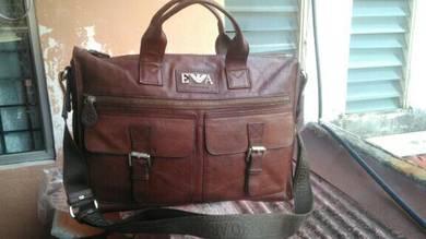 Gior.gio Ar.mani messenger bag bundle
