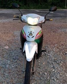 2008 Honda Wave 100
