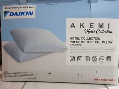 Akemi Hotel Collection Premium Fibre Fill Pillow