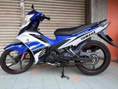 Yamaha 135lc es (used)