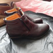 Kangaroo Boot Leather
