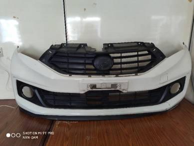 Myvi G front original bumper ABS