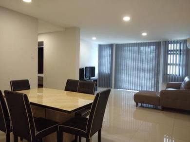 2 bedroom unit at Jee Foh Apartment Miri (prime location)