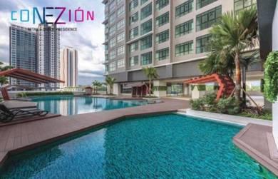 FACING GOLF COURSE Conezion Residence Condo IOI Resort City Putrajaya