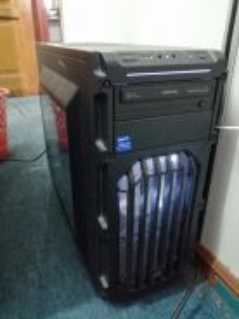 PC set Intel 4600, GTX 1050Ti