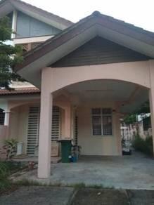 Double storey House Botanica Air PUTIH Balik Pula