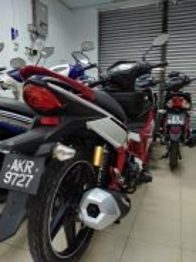 Sym Sport Rider 125i(hantar sampai RUMAH)