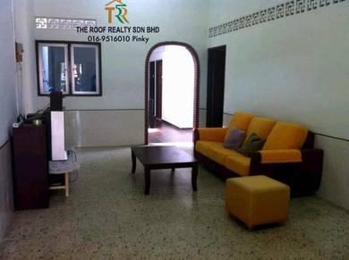 Fully Furnished Kubang Buaya Single Storey Terrace For Rent