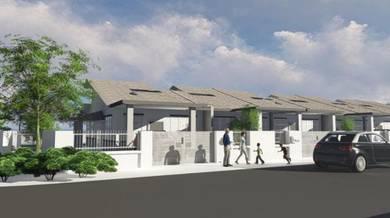 Rumah Teres Baru Bawah 400k Seksyen 29 Shah Alam (Sebelah Rimbayu)