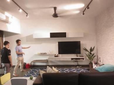 SUBSALE TTDI Double Storey Terrace Taman Tun KL Fully Renovated
