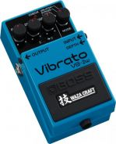 Boss vb2w Vibrato - Guitar Pedal (FREE Cable)