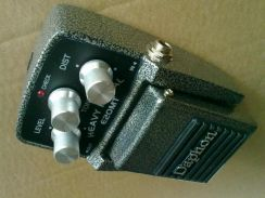 Daphon effect pedal - heavy metal