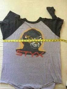 Vintage styx 3Q