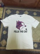 Tshirt Felix the cat camo