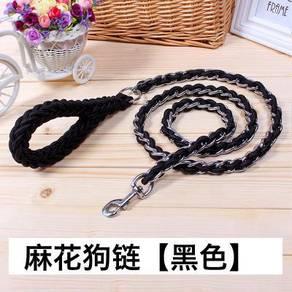 Chain Dog Leash Teddy Golden Retriever Rope Dog