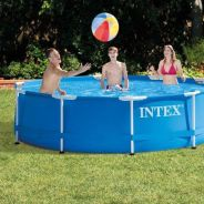 10 feet intex pool frame