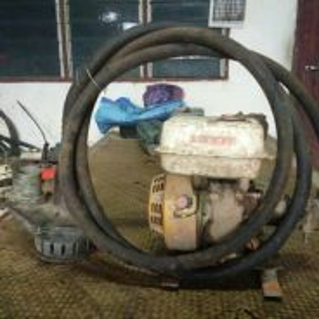 Enjin petrol dengan cable