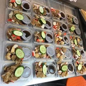 Ytf steamboat utk tempahan catering wak make dll