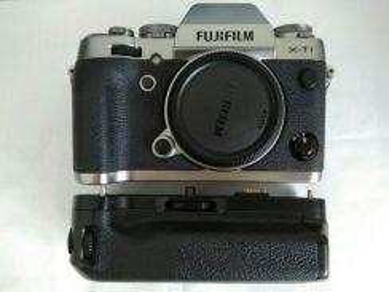 X-t1 graphite & grip fujifilm fuji