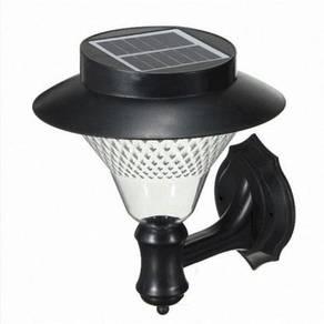 Lampu Taman Klasik Solar 16 LED