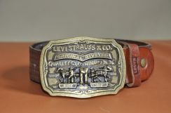 Belt Levis- Made in USA