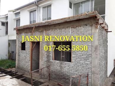 Tukang Rumah/Renovation/Plumbing Nilai