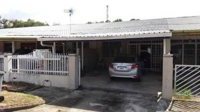 Taman Landmark Single Storey Terrace House at Jalan Bundusan