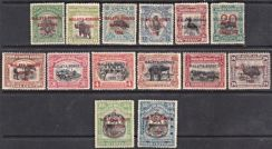 Malaysia North Borneo Stamps
