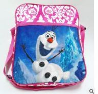 Frozen anna elsa large sling bag