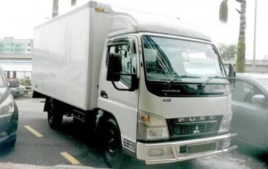Lorry New Wooden/Box Fuso Hino Isuzu(1 ton-5 ton)